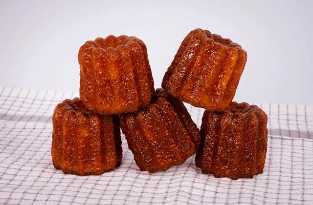 Les cannelés, une gourmandise made in Bordeaux