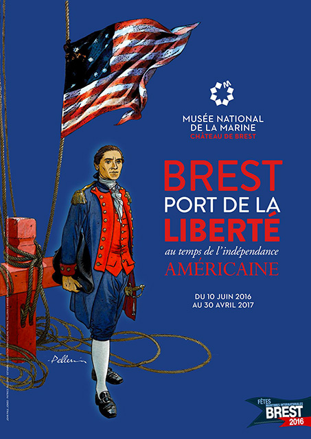 Exposition Brest port de la liberté