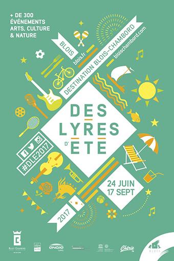 Des Lyres d'été - Blois
