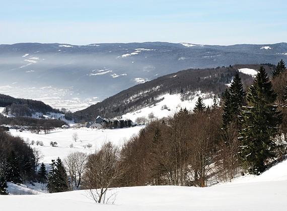 Noël dans le Jura