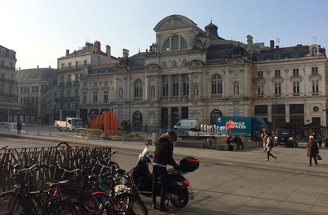 Place du Ralliement Angers
