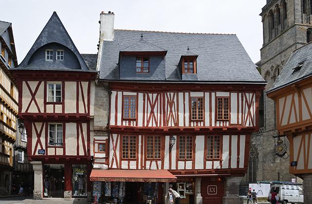 Place Henri IV Vannes