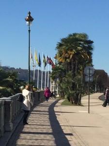Pau boulevard