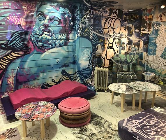 Streetart à Pau 3