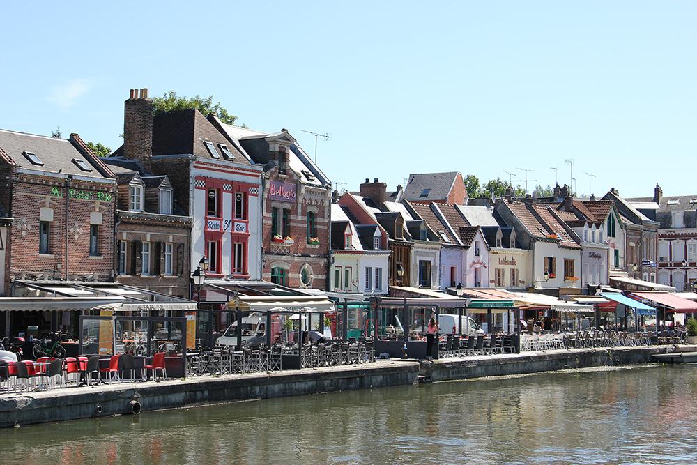 Amiens Quai Bélu