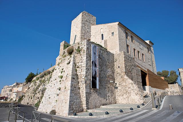 Office de tourisme et des Congrès d'Antibes Juan-les-Pins ©F.-Trotobas