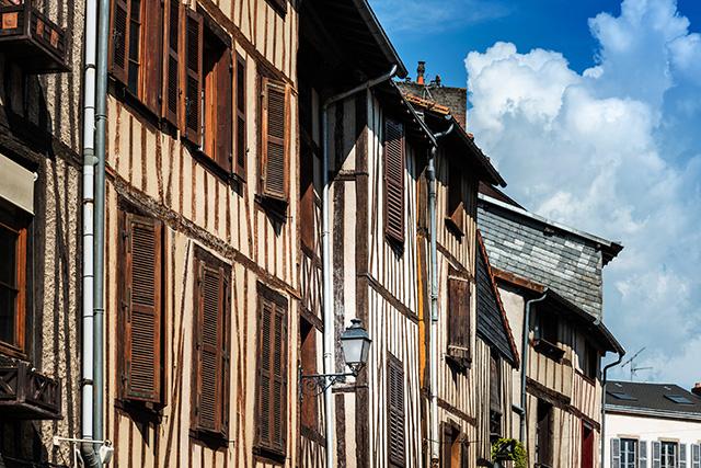 Limoges - rue de la Boucherie