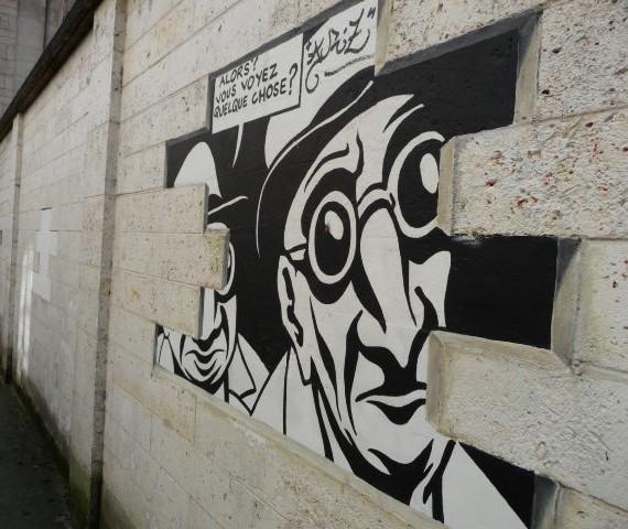 Streetart à Angouleme
