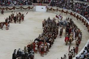 grand jeux romains