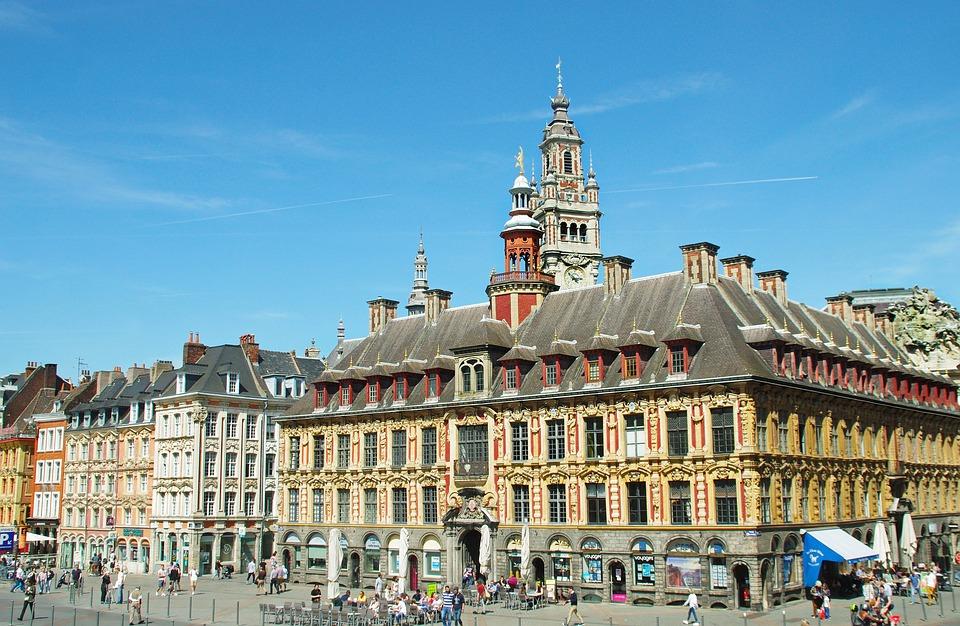 dormir a Lille