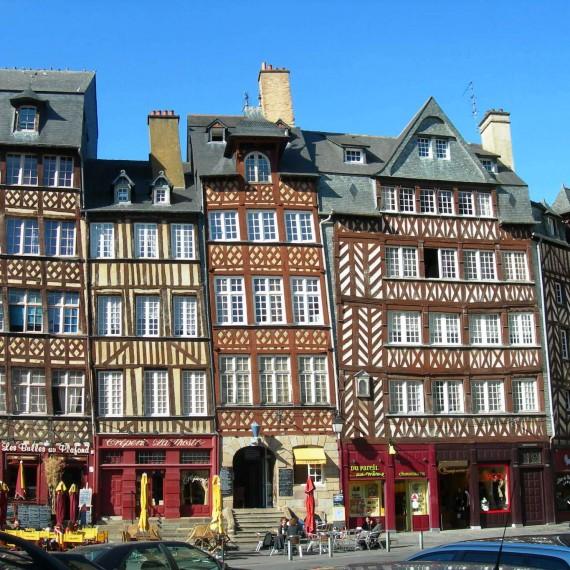 dormir a Rennes